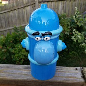 Pet Studio Fire Hydrant Cookie or Dog Treat Jar